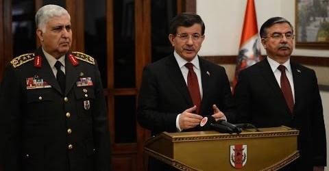 """Başbakan Davutoğlu'dan, ''Şah Fırat"""" Operasyonu Açıklaması.!"""