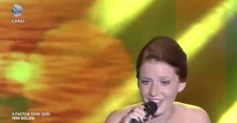 Melis Hızır – Karartma Günleri – X Factor Türkiye