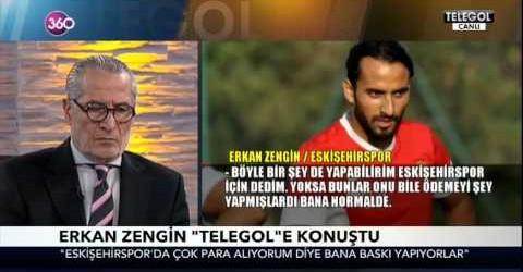 Erkan Zengin'in Telegol'e Yaptığı Açıklamalar (04 01 2015)