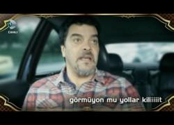 Beyaz Candan Erçetin'in 'Git' Klibine Girerse – Beyaz Show 12 Aralık 2014
