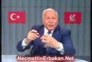 Prof. Dr. Necmettin ERBAKAN – 26 Mart Seçim Konuşması