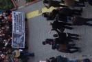 Özgecan ASLAN için ilk yürüyüş memleketi Tarsustan