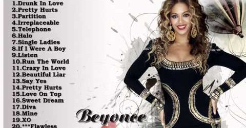 Beyonce Greatest Hits 2015 || Best Songs Of  Beyonce Full Album