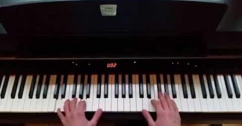 İrem Derici – Kalbimin tek sahibine Piano Tutorial