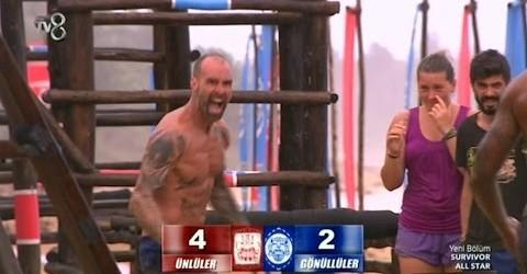 Survivor All Star – HD Tek Parça 7 Mart 2015 | 8.Bölüm