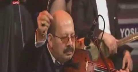 Ankara Radyosu saz sanatçıları-Muhayyer kürdi saz semaisi/Bestekar:Sadi Işılay