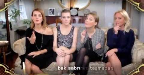Beyaz Show – Candan Erçetin'den Beyaz'a Kadın Dayanışmalı Cevap (09.01.2015)