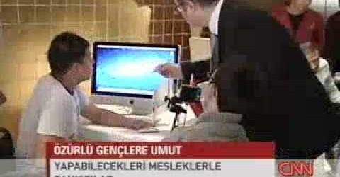 Teknoloji Engeli Ortadan Kaldırdı- CNNTurk