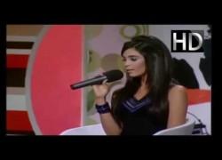 O Ses Türkiye – Karima Gouit arapça şarkı söyledi