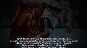 Beşiktaş 0-2 Galatasaray Maç Özeti İzle Geniş Özet 04.01.2015 19:00