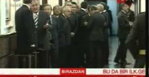 Erdoğan-Baykal sohbet etti – Başbakan Recep Tayyip Erdoğan