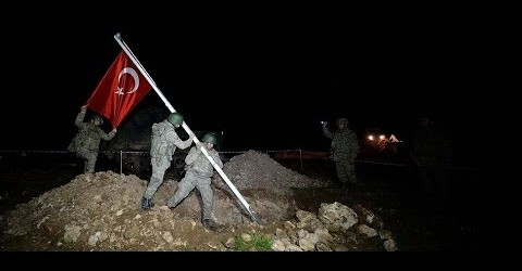 Şah Fırat Operasyonu'ndan Görüntüler Resim Video