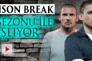 Prison Break 5. sezon fragmanı